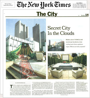 Secret City in the Clouds
