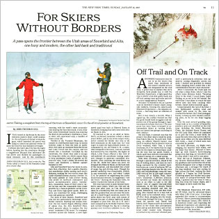 Skiers Without Borders